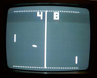 telespiel ping pong