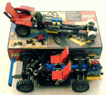 LEGO Auto/Dragster 8860