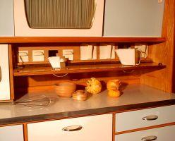 Alno Kuchenschrank Der 50er