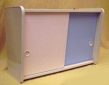 pastellne k chenm bel der 50er. Black Bedroom Furniture Sets. Home Design Ideas