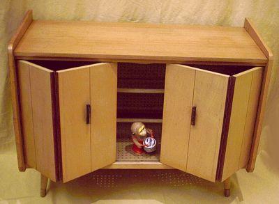 faltt ren schuhschrank der 50er. Black Bedroom Furniture Sets. Home Design Ideas
