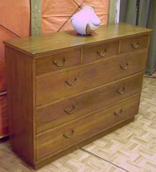 eicheschuhschrank der 60er. Black Bedroom Furniture Sets. Home Design Ideas