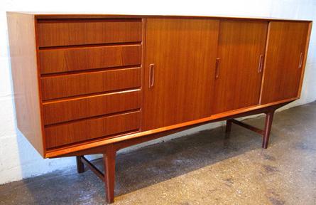 kommoden sideboards der 60er. Black Bedroom Furniture Sets. Home Design Ideas