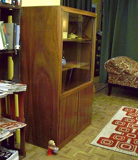 wei er sekret r der 60er. Black Bedroom Furniture Sets. Home Design Ideas