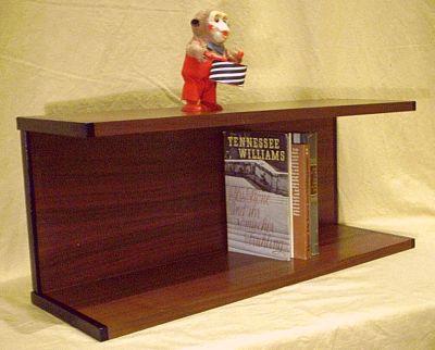kleine regale der 60er 70er. Black Bedroom Furniture Sets. Home Design Ideas