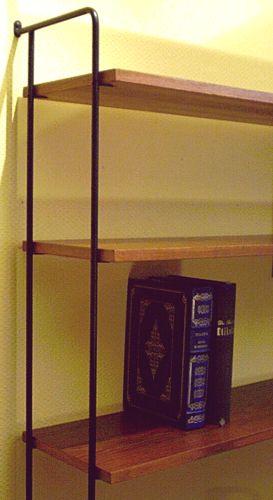 omnia teak regalsystem der 60er. Black Bedroom Furniture Sets. Home Design Ideas