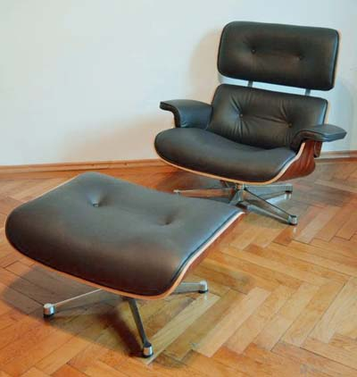 eames lounge chair der designklassiker sessel von vitra. Black Bedroom Furniture Sets. Home Design Ideas