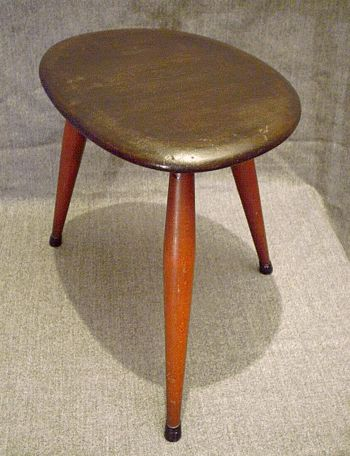 Hocker der Original Nest of Tables von ERCOL im Mid-Century Design der 50er