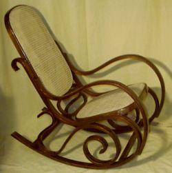 thonet schaukelstuhl seine nachahmer. Black Bedroom Furniture Sets. Home Design Ideas