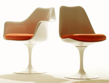 Designklassiker Stühle tulip chair eero saarinen knoll int