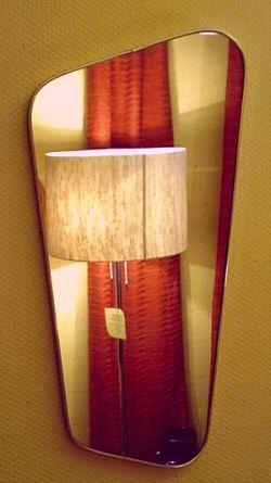 spiegel der 50er. Black Bedroom Furniture Sets. Home Design Ideas