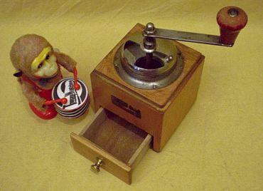 Alte kaffeemühle mahlgrad einstellen