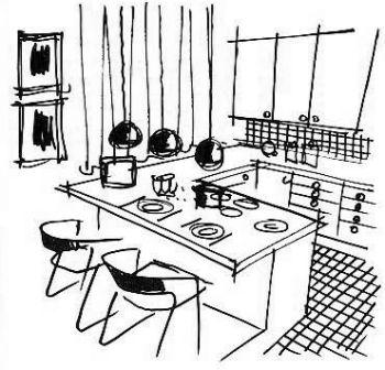 topan kugelleuchten von verner panton. Black Bedroom Furniture Sets. Home Design Ideas