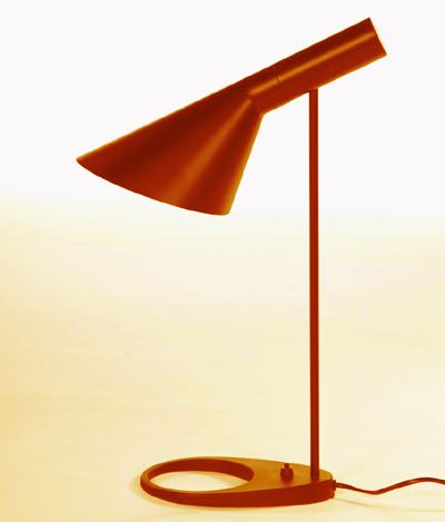 Design Schreibtischleuchte aj tischleuchten der 60er jahre