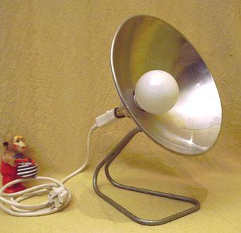 Reflektor leuchten im industriedesign for Design tisch taschenrechner