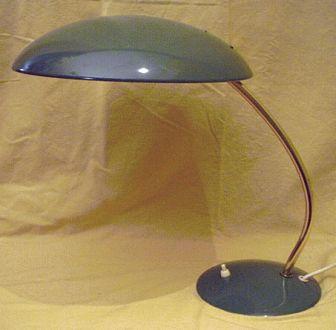 schreibtischleuchten der 50er jahre. Black Bedroom Furniture Sets. Home Design Ideas