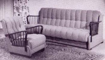 wohnstil 50er jahre. Black Bedroom Furniture Sets. Home Design Ideas