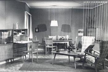 einrichtung 50er interior design und m bel ideen. Black Bedroom Furniture Sets. Home Design Ideas