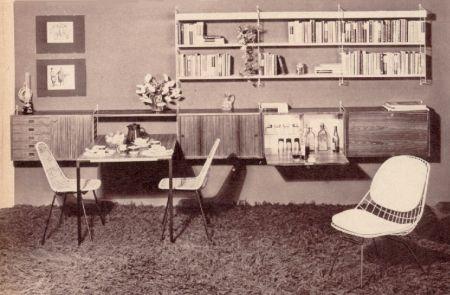 wohnstil - 60er jahre, Hause ideen