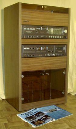 kompaktanlagen der 70er 80er jahre. Black Bedroom Furniture Sets. Home Design Ideas