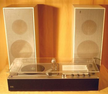 Braun Audio 1m Kompaktanlage